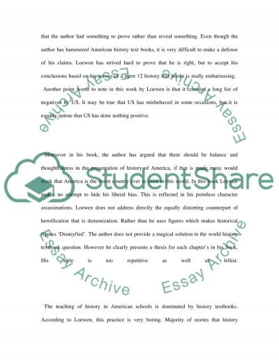 My Bedroom Essay Lies My Teacher Told Me By James Loewen Grading System Essay also Essay Classification Lies My Teacher Told Me By James Loewen Essay Example  Topics And  Paying College Athletes Essay