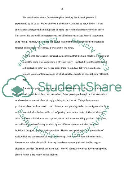 Paraphrase Paper