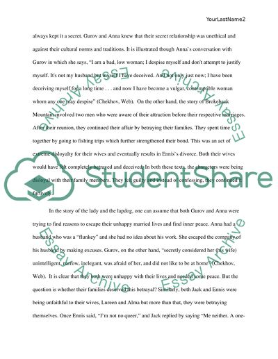 The lady with the lapdog
