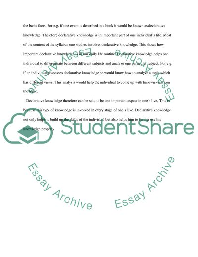 Declarative essay information entrepreneur writing business plan