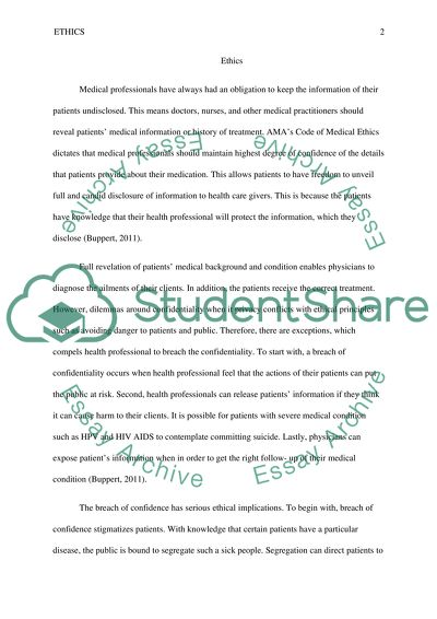 Ethics Essay Example  Topics And Well Written Essays   Words Ethics Read Textpreview