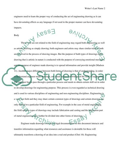 essay on engineer