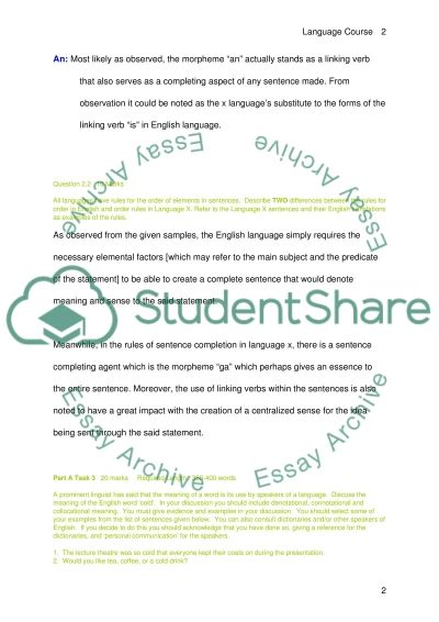 Culture and Communication essay example
