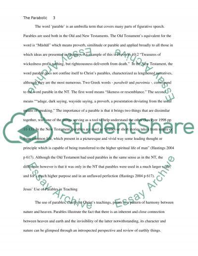Well written essay