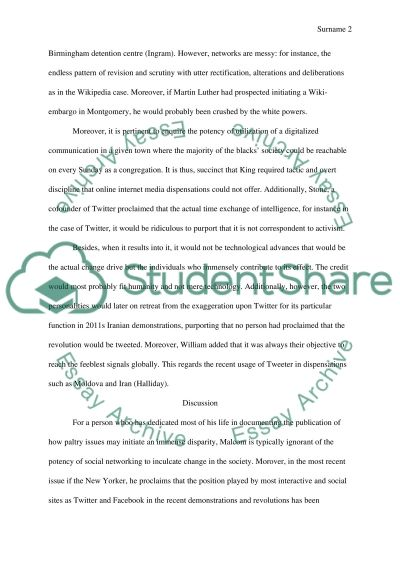 argument essay social media The power of media—argumentative essay topic selection introduction: never have there been more questions about the role of media in.