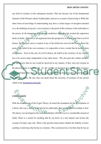 Phil essay essay example