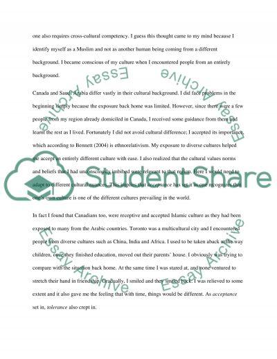 Self Development Plan essay example
