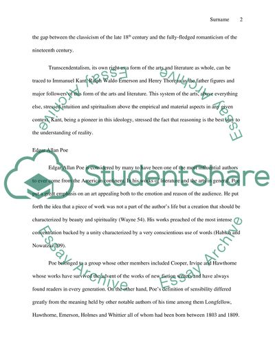 Science Topics For Essays Explain The Differences Between Romanticism And Transcendentalism Analysis Essay Thesis also Essay Writings In English Explain The Differences Between Romanticism And Transcendentalism Essay Argumentative Essay Topics High School