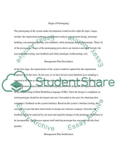 Case Study 2: Design Process