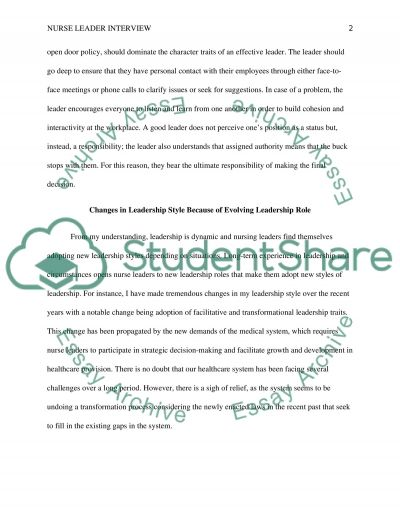 Nursing Leadership Essay Application Resume Samples Pareto