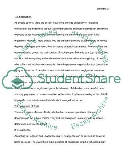 Critcal essays