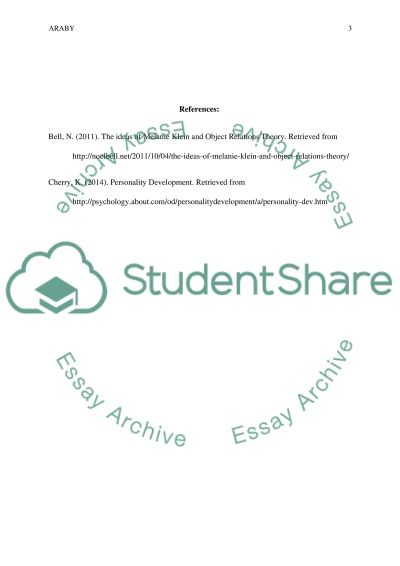 Araby Essay Example | Topics and Well Written Essays