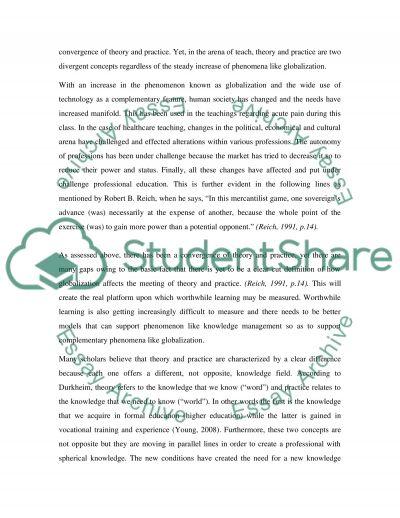 Portofolio for proffesional development in education