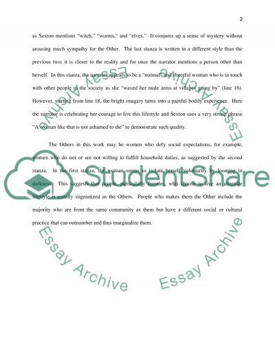 LITERARY HISTORY, INTERPRETATION, & ANALYSIS essay example