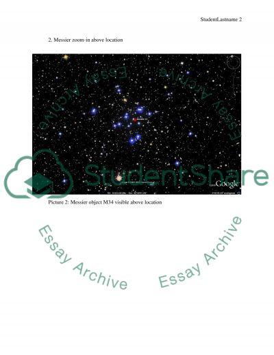 Google Earth essay example