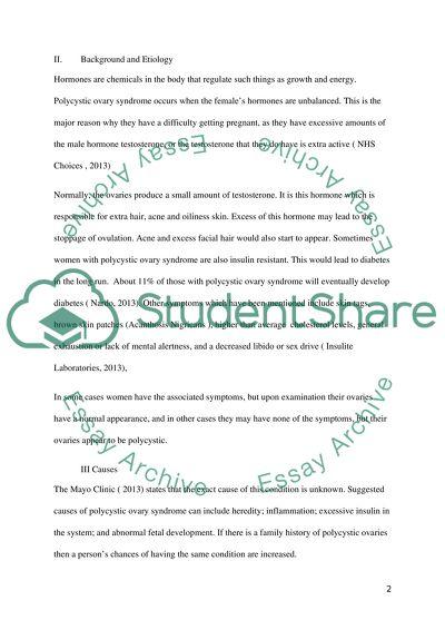 pcos college essay