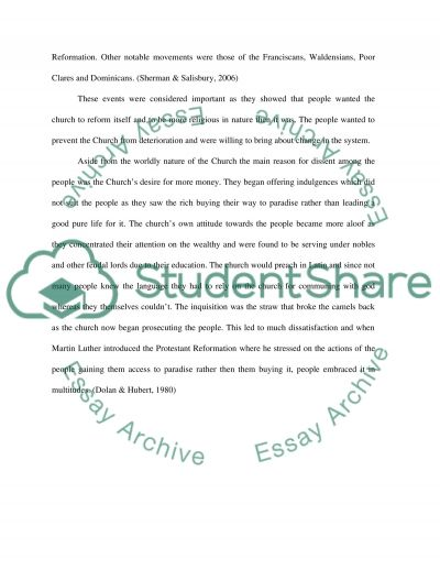 Course work essay example