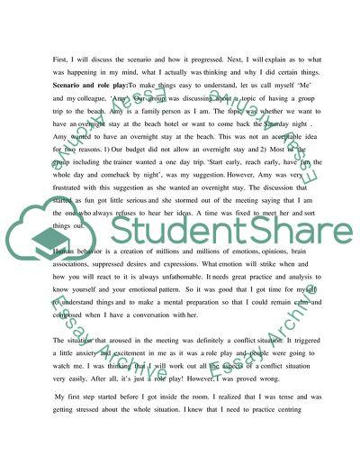 Essay 5 paragraph