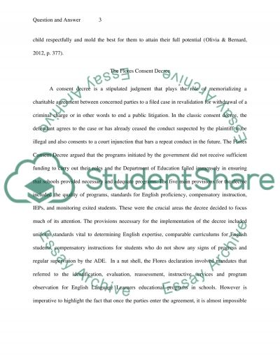 History of ELL and Bilingual Trasition Education essay example