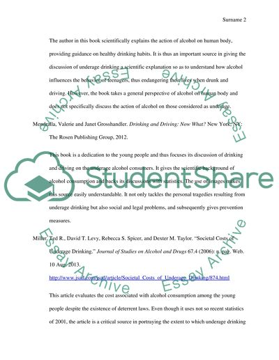Proposal to Solve a Problem Essay
