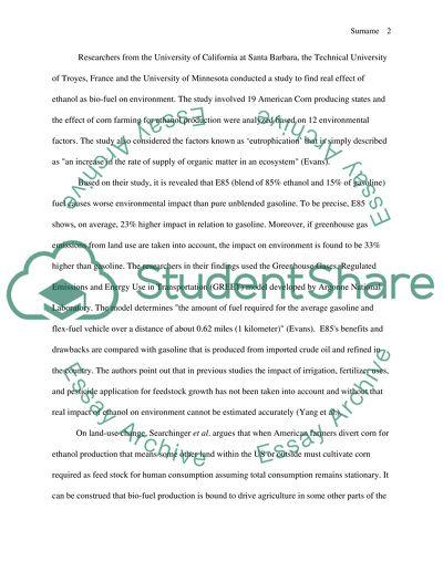 Prescriptive essay