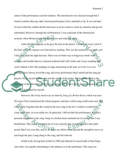 Jacobs Masterworks essay example