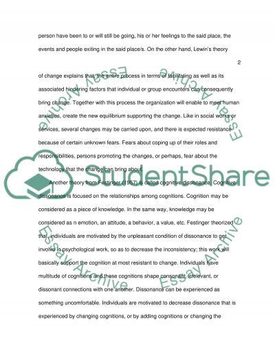 Social psychology Master Essay essay example