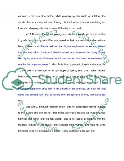 Introductions to fiction essay example