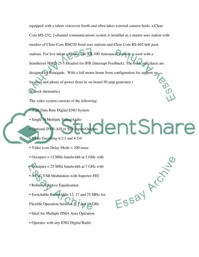 Media Technology essay example
