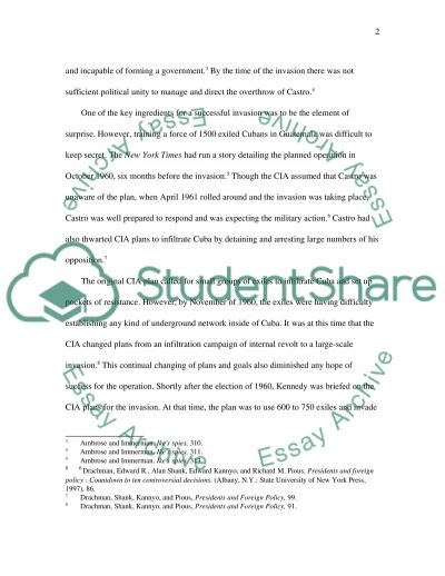 The Perfect Failure essay example