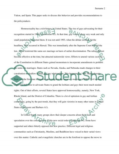 same sex marriage essay example topics and well written essays same sex marriage essay example