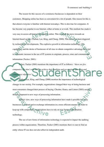 Easy essays