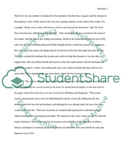 patriotism essay examples