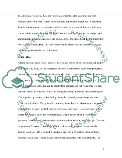 Reaction paper essay example