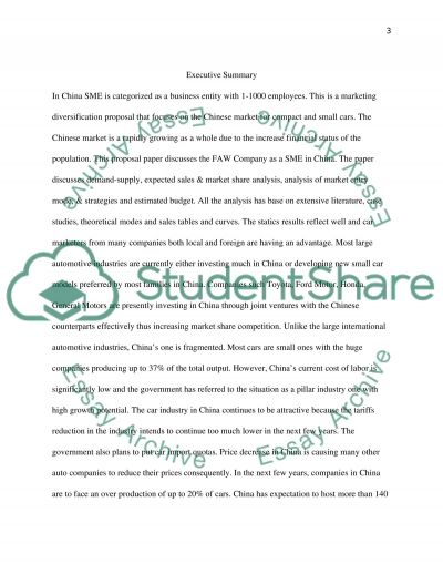 marketing 2500 24 hours Essay example