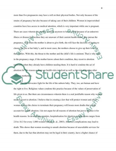 argumentative essay abortion should be permitted Argumentative essay abortion should be permitted most men have problems with lust, pornography and masturbation penn state admissions essay 2015.