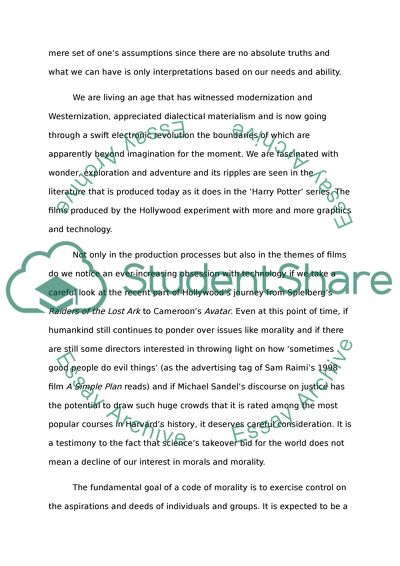 Abraham Lincoln Essay Paper What Is Morality Why Should Society Be Moral At All College English Essay Topics also Sample English Essays What Is Morality Why Should Society Be Moral At All Essay Essay In English