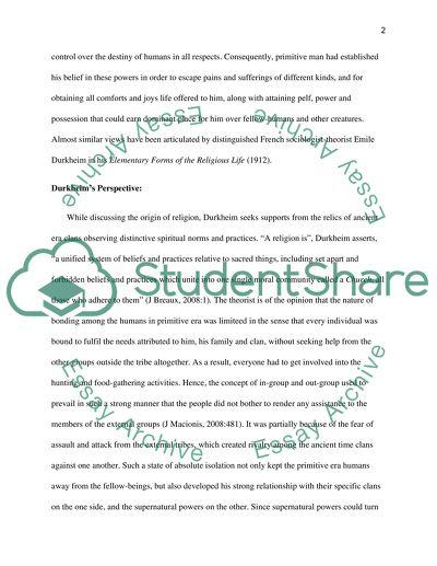 College essay high school experience