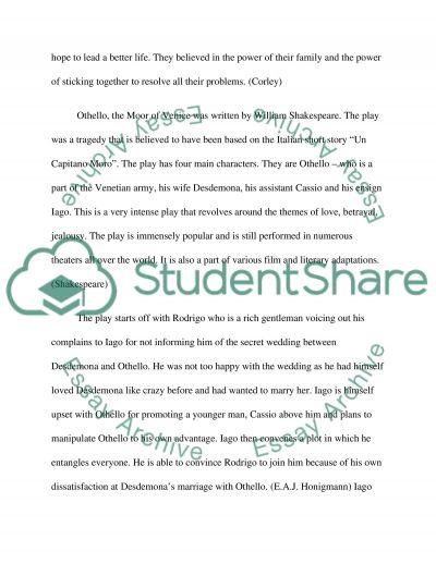 Raisin in the sun summary essay