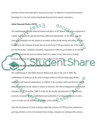 Cornell Admissions Essay Uae Stock Market Essays Definition also Essay On Comparison Uae Stock Market Essay Example  Topics And Well Written Essays  Do Aliens Exist Essay