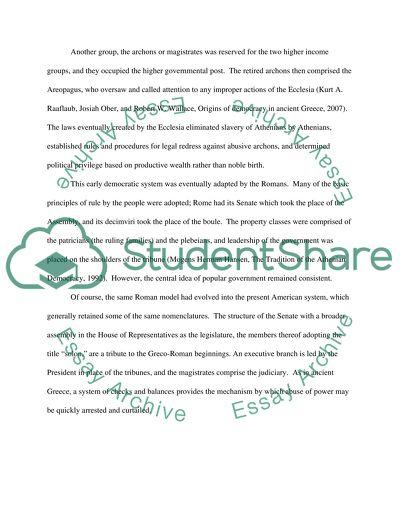 Module 5& Essay 1