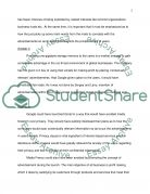 Stumbling over Gmail Essay example