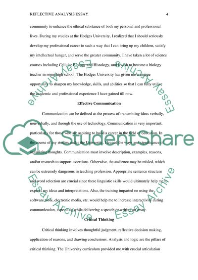 Benefits of Hodges University