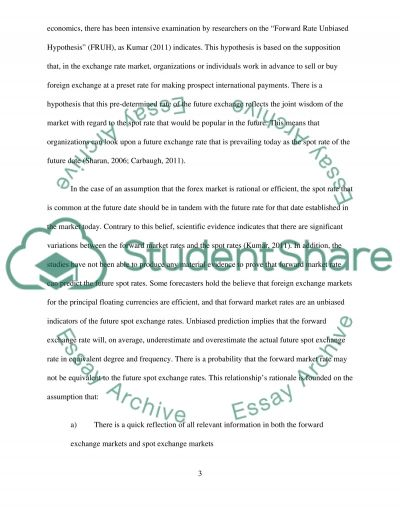 International financial management essay example