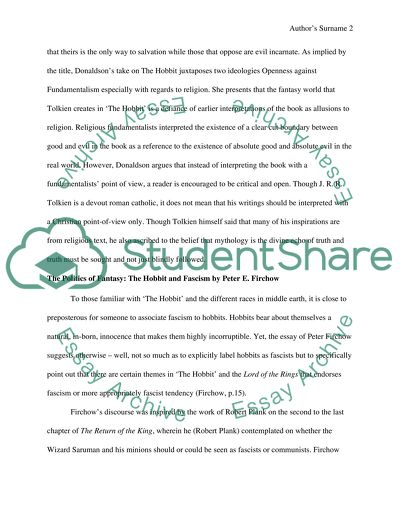 Review of Literature- Annotated Bibliography