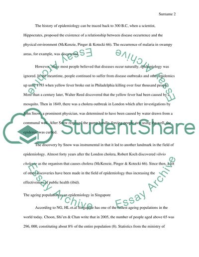 Science Essay Example  Health And Fitness Essay also Persuasive Essay Topics For High School Students Public Health Essay Example  Topics And Well Written Essays  Business Essay Examples