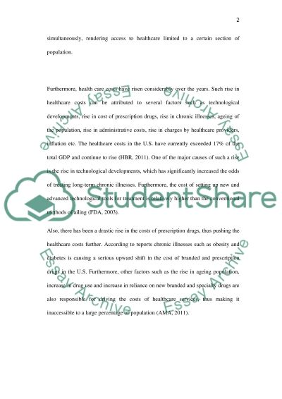 EVOLUTION OF THE PROBLEM essay example