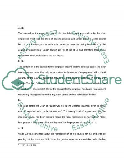 Legal Studies essay example