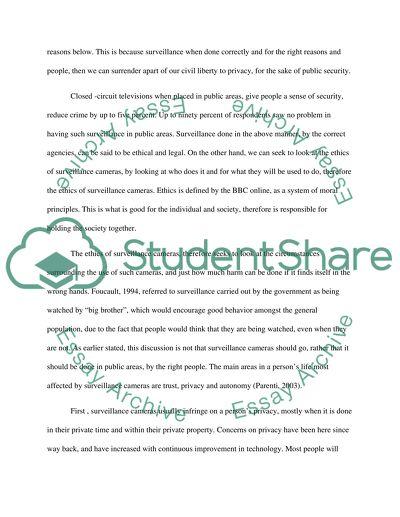 Argumentative/persuasive essay