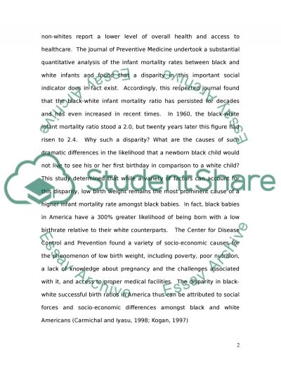 What Is The Relationship Between Whiteness And Racism Effects of Racism and Sexism. Binary Logic of Race essay example